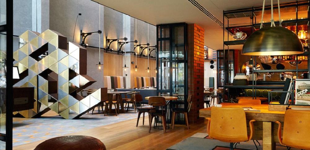 Restauracja w hotelu Puro